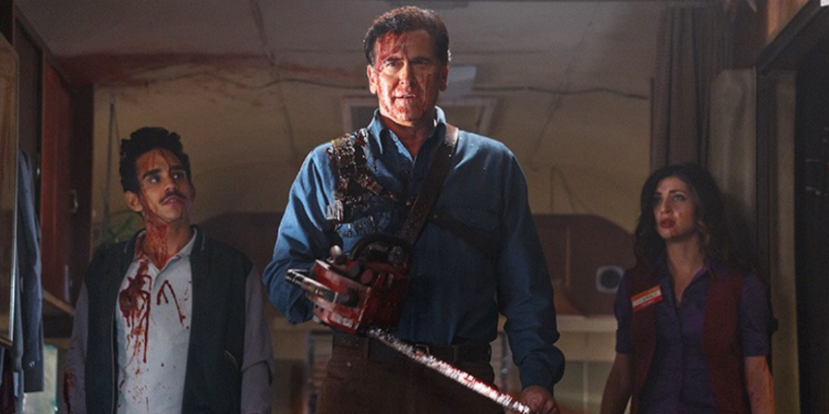 Ash vs Evil Dead Series Two Comes to UK in October