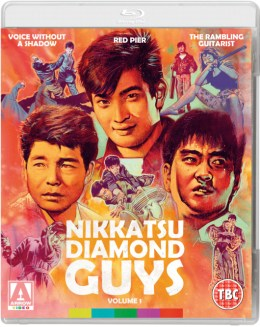 Nikkatsu Diamond Guys Volume 1
