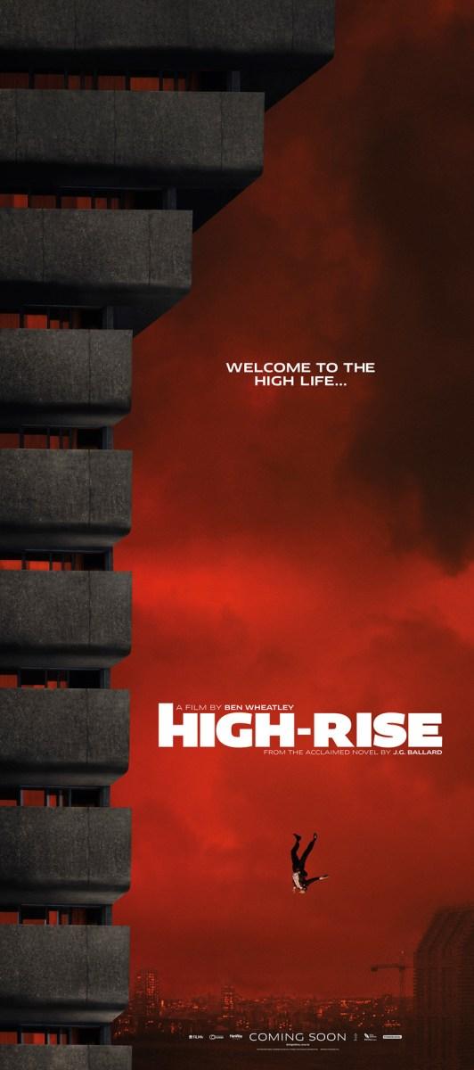 High-Rise Teaser Poster Revealed