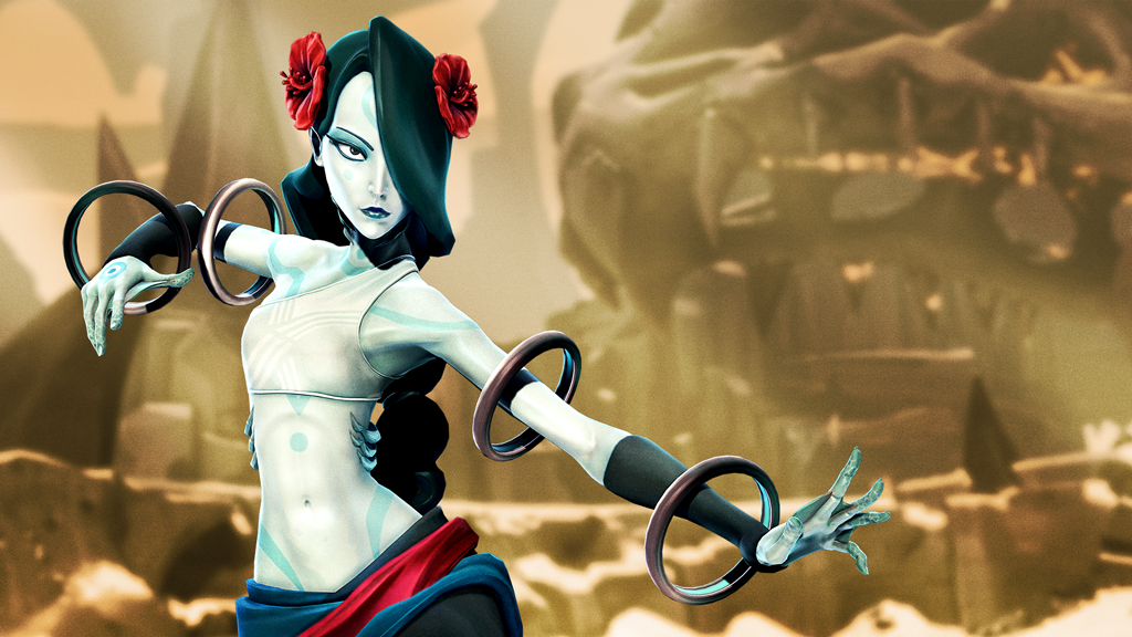 Battleborn First DLC Character Details Revealed and Double XP Weekend