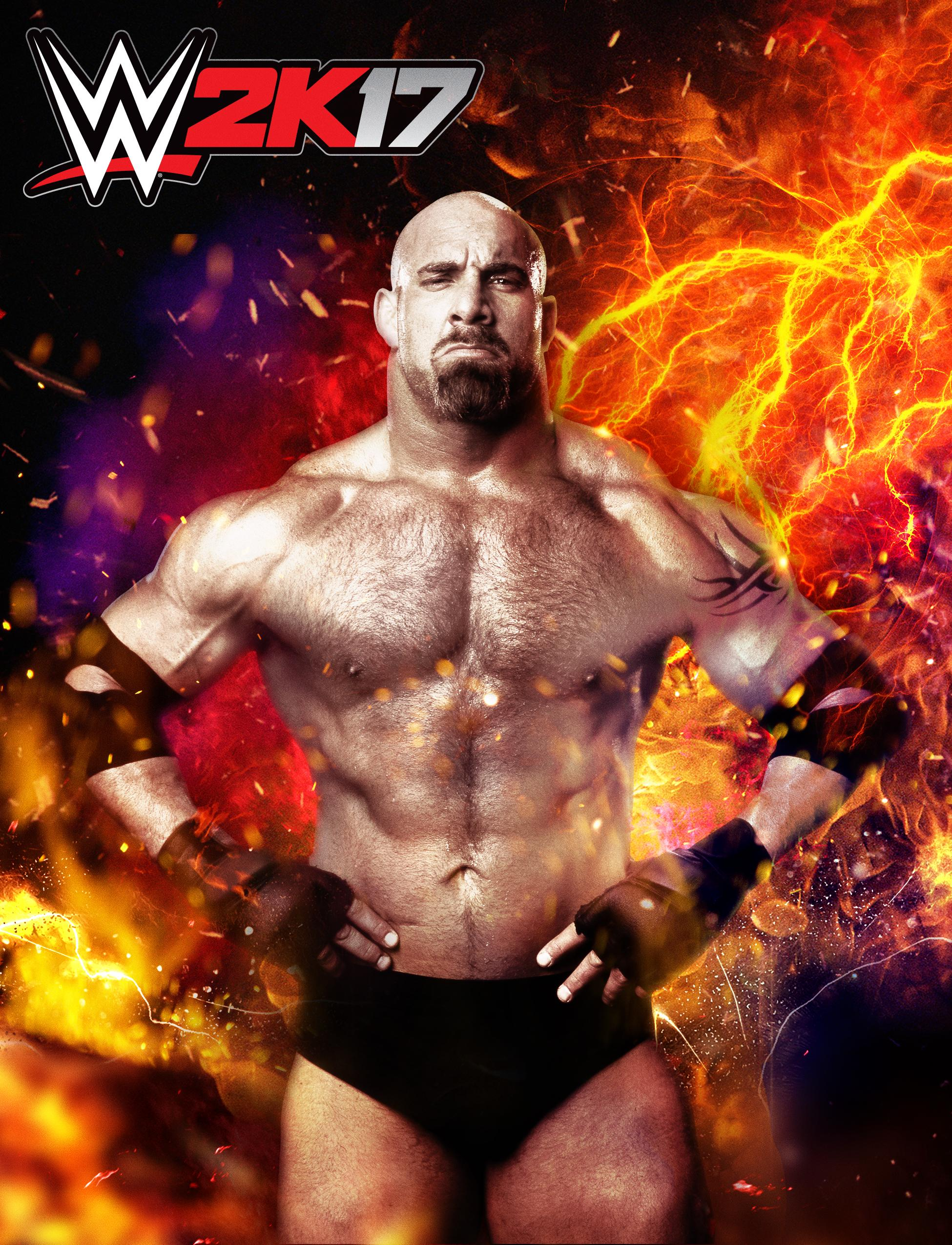 WWE 2K17 Annouced with the Return of Goldberg