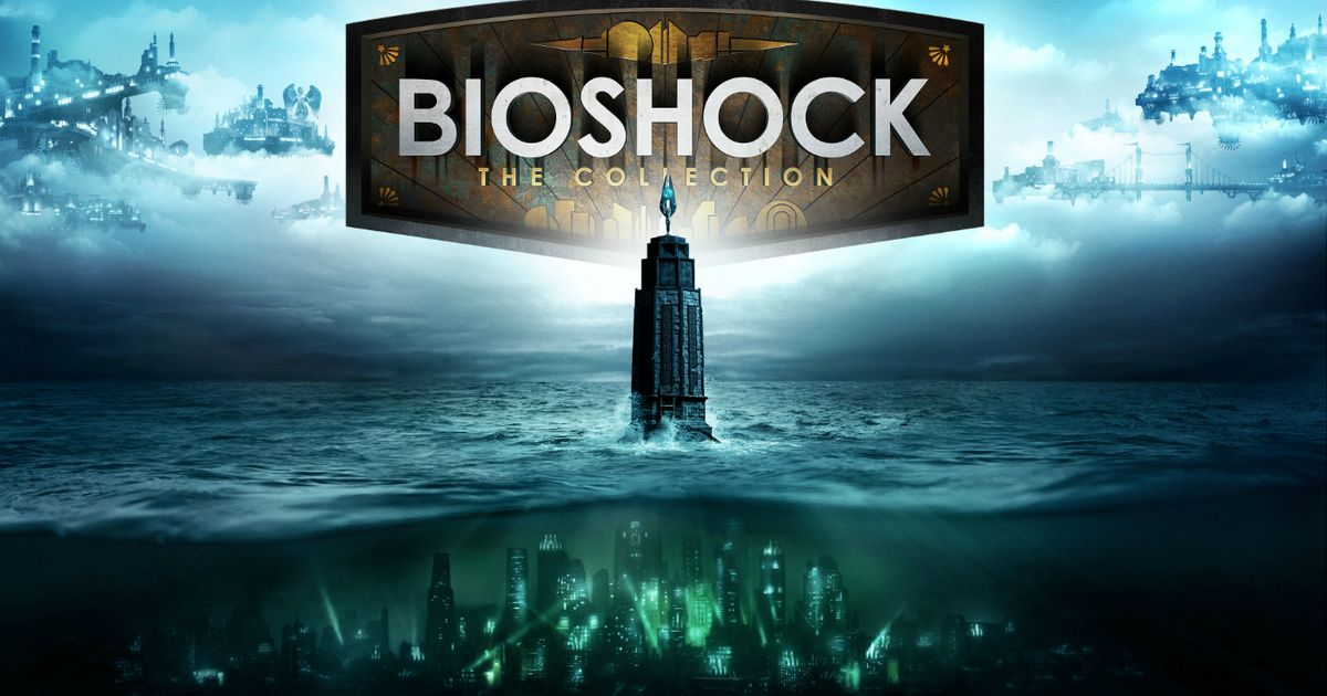 Remastered Bioshock: The Collection Confirmed for September