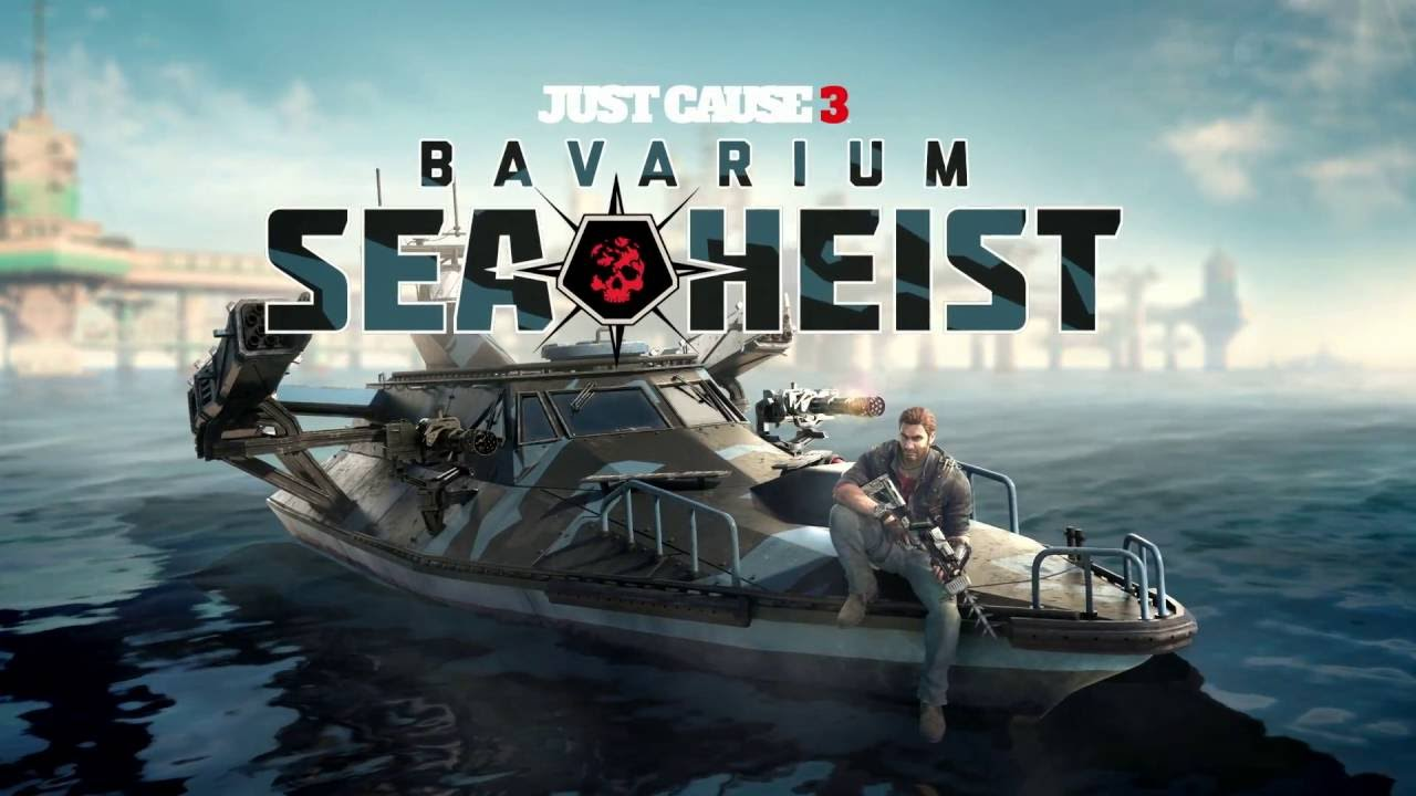 'Just Cause 3: Bavarium Sea Heist' Review (PS4 & PC)