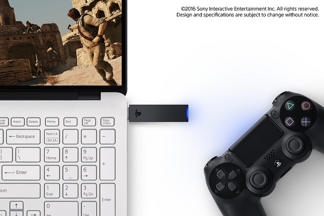 PlayStation Now Confirmed for PC & Wireless Controller Support