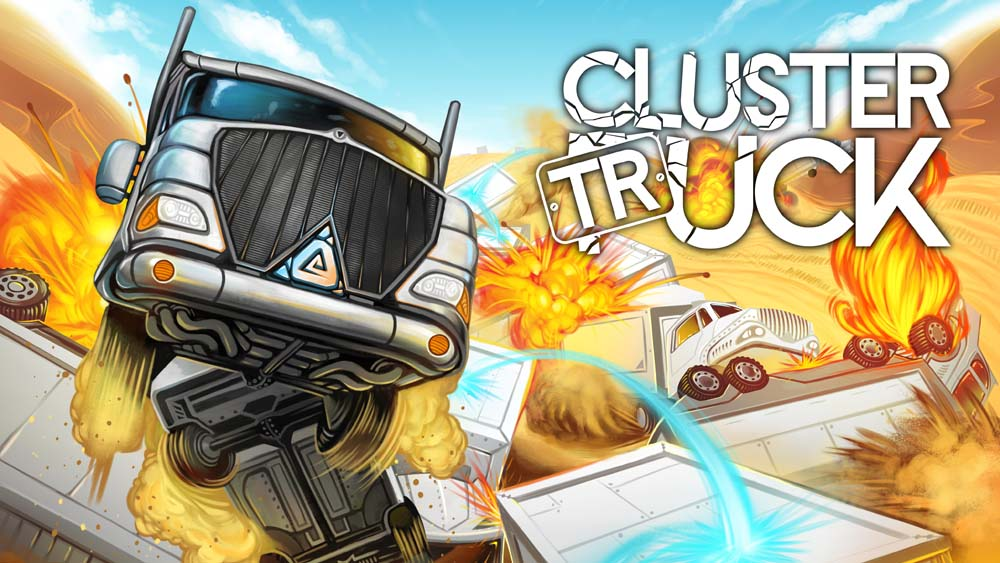 'Clustertruck' Review (PC)
