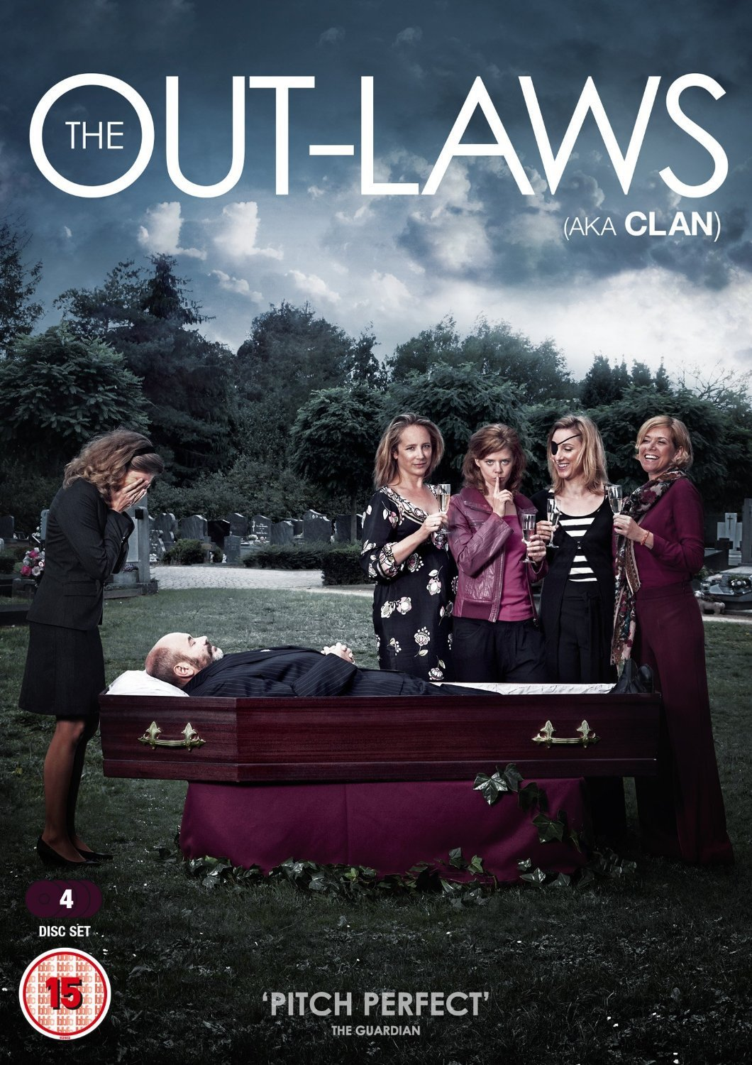 'The Out-Laws (aka Clan) – The Complete First Season' Review
