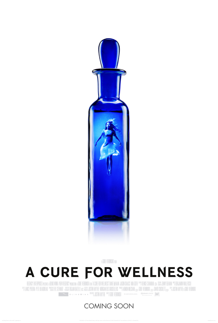 Stylish Trailer for A Cure For Wellness Released
