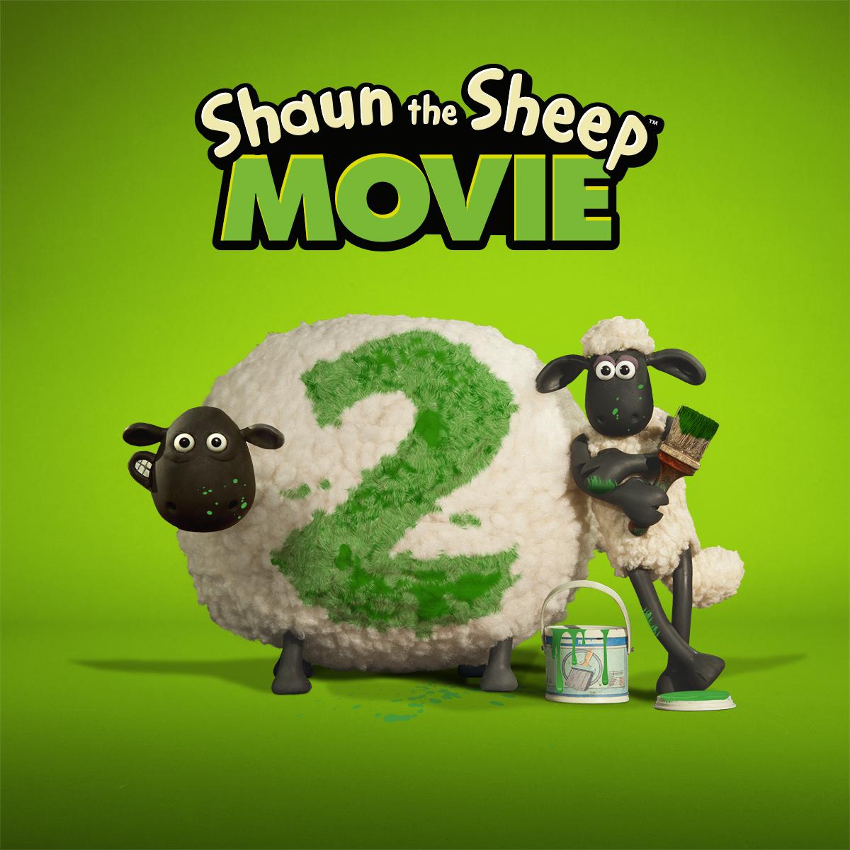 Shaun the Sheep Movie 2 Announced