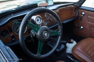 Triumph TR6 Interior