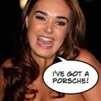 Tamara Ecclestone F1 2014_