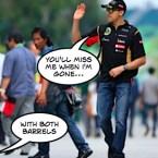 Pastor Maldonado F1