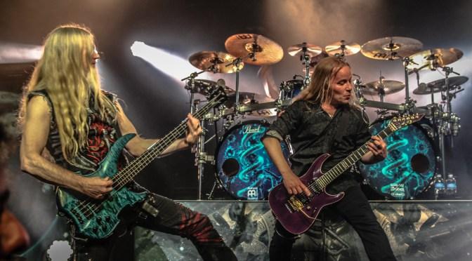 Nightwish, Sabaton, Delain
