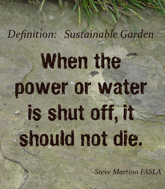 sustainable garden definition from www.pithandvigor.com