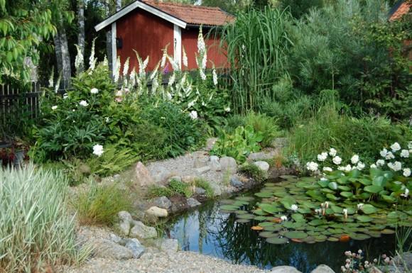 swedish country garden