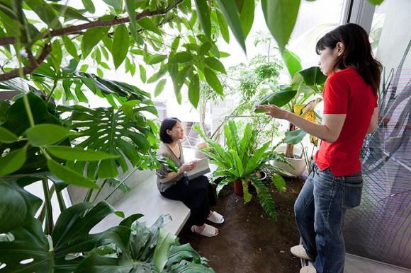 Garden House Tokyo japan