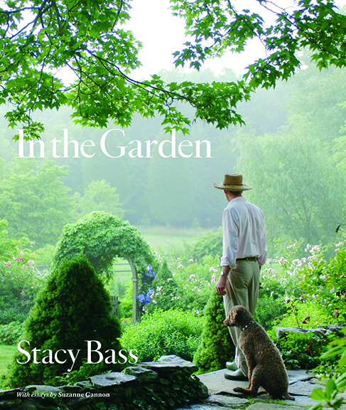 In the garden by stacy bass book cover