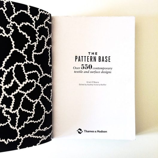 The Pattern Base book - Veronica Galbraith | Pitter Pattern