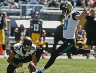 Steelers Forced to Trade for Kicker Josh Scobee