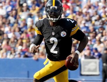 Michael Vick Simulating Colin Kaepernick as Steelers Prep for 49ers