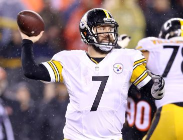 Steelers Formula to Get to Super Bowl 51