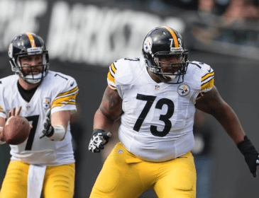Steelers Resign Ramon Foster to Three Year Deal