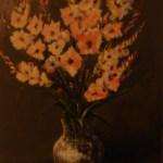 117 - gladioli 50 x 70