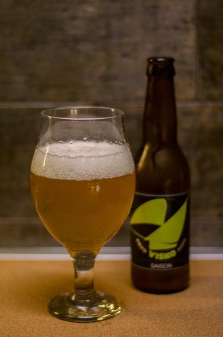 Prvo Viško Pivo Saison
