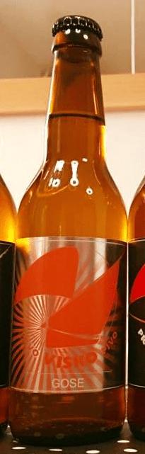 Prvo Viško Pivo Gose - prvi gose na hrvatskom tržištu.