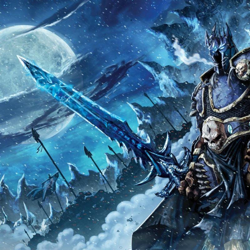Wallpaper Warcraft 3 Frozen Throne Animaxwallpaper Com