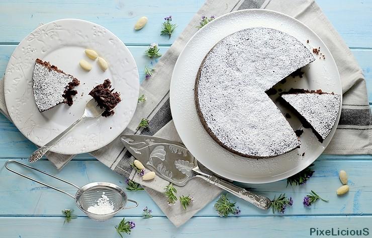 La Torta Caprese o Torta di Capri