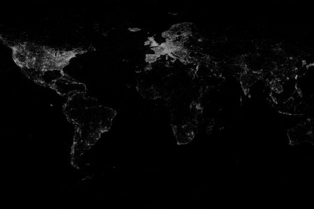 Map world black dark world map hd gumiabroncs Image collections