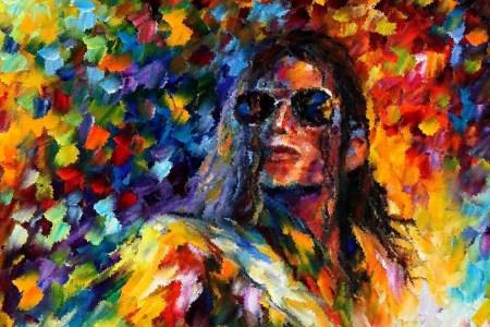 michael jackson tribute art desktop