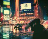 Masashi Wakui Tokyo devient magique la nuit tombée