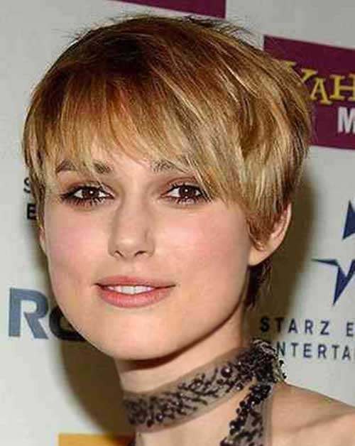 10 Razor Pixie Cuts of 9 by Timothy