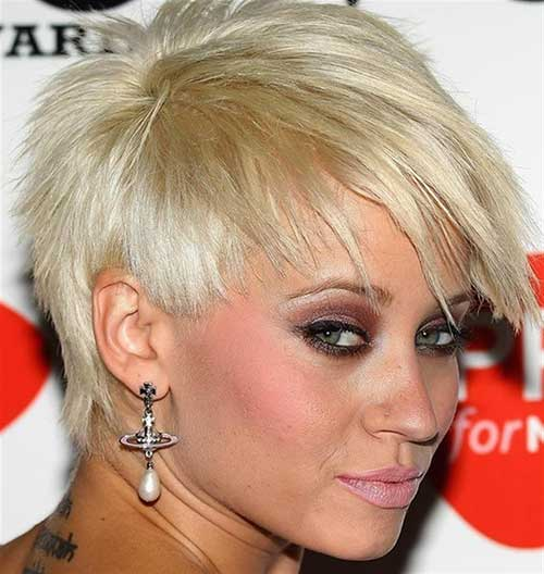 10 Razor Pixie Cuts of 10 by Timothy