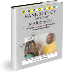 bankruptcy attorney James Pixton pens book on how bankruptcy can help troubled marriage