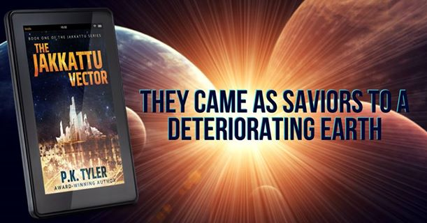 Writing the book of my dreams – #SciFi #NewRelease The Jakkattu Vector by PK Tyler