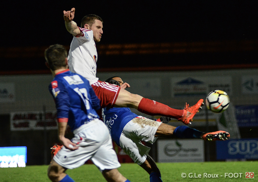 National 3/ Plabennec – US Concarneau (B) : 3 – 2