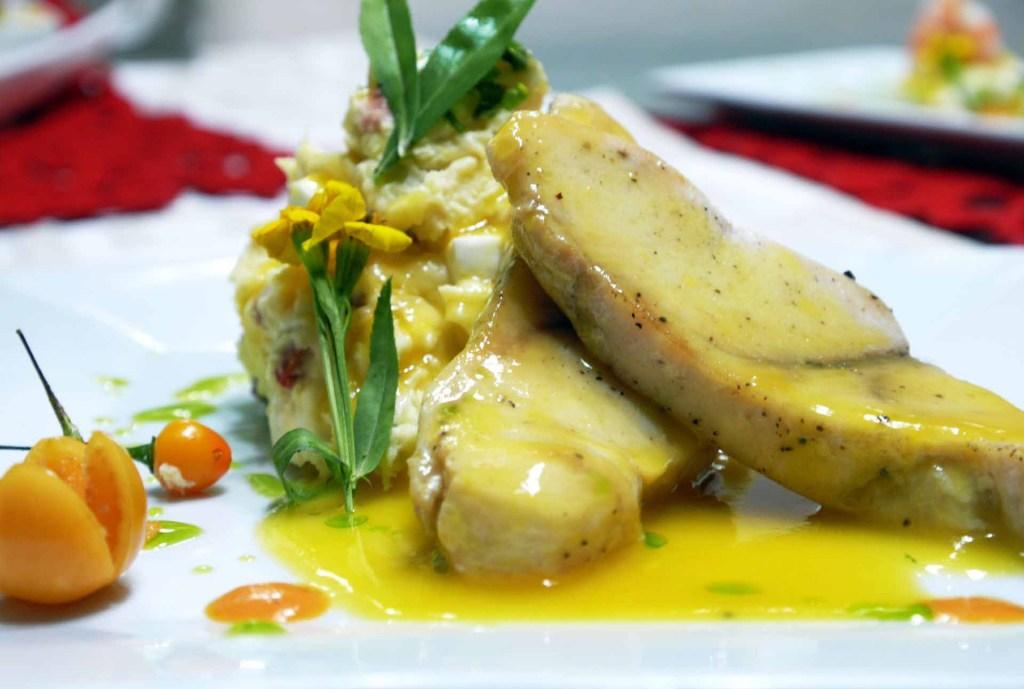 Chef a domicilio lo mejor de la comida peruana gracias a for Pez espada fresco