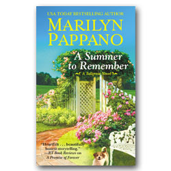 Marilyn Pappano book tour