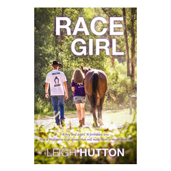 Race Girl book cover