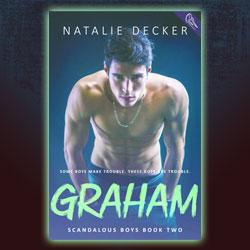 Graham book tour