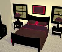 crib200 Plan 3D Home Design for Homeowners