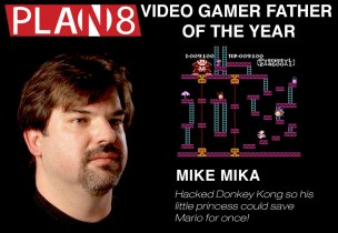 Mike Mika Plan8 Video Gamer Father Of The Year