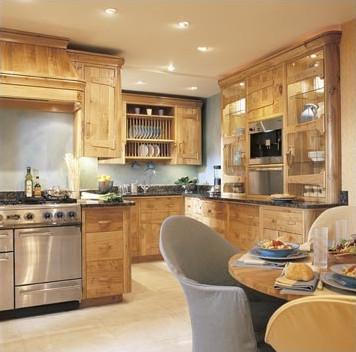 Algunas ideas para la iluminaci n de la cocina - Lamparas para cocinas rusticas ...