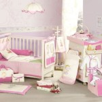 habitación de bebé niña