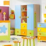 Muebles infantiles decorativos