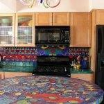 Mosaiquismo en la decoración de cocinas