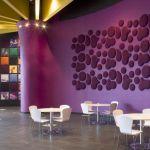 Originales diseños de paneles para paredes