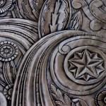 Chanin Building Art Deco reliefs